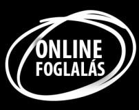 Online foglalás